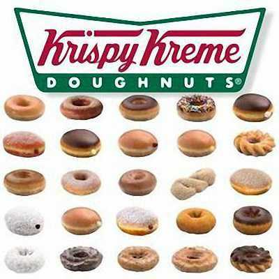 Krispy Kreme Doughnuts KK美国甜甜圈